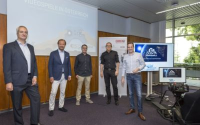 Austria's game industry competes on a global level