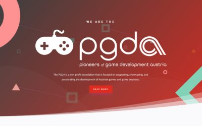 A New PGDA Website!