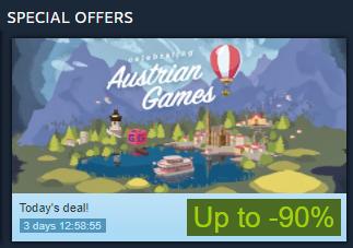 austrian games on sale on steam